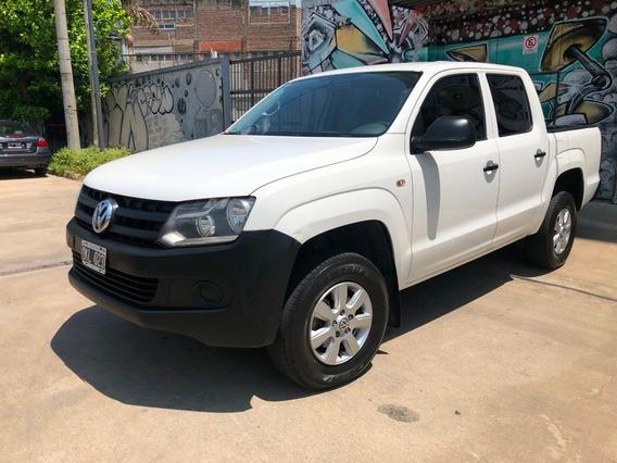 Volkswagen Amarok Startline Financiada En Cuotas Xango Autos