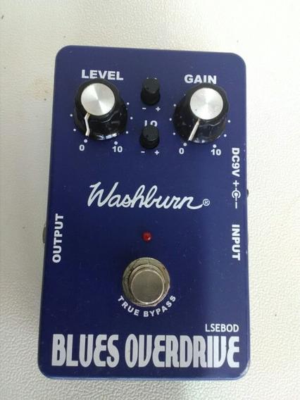 Pedal Washburn Blues Overdrive