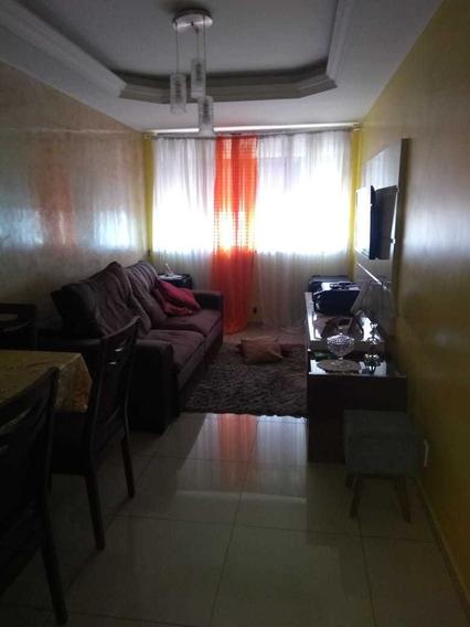 Apartamento À Venda Na Avenida Automóvel Clube, Jardim José Bonifácio, São João De Meriti - Rj - Liv-6398