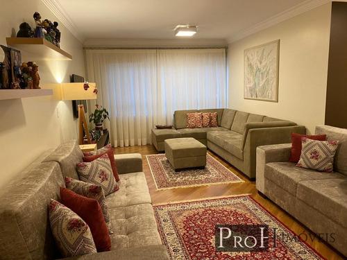 Imagem 1 de 15 de Apartamento Para Locação Em São Caetano Do Sul, Olímpico, 3 Dormitórios, 3 Suítes, 5 Banheiros, 3 Vagas - Perdavi_1-1731349