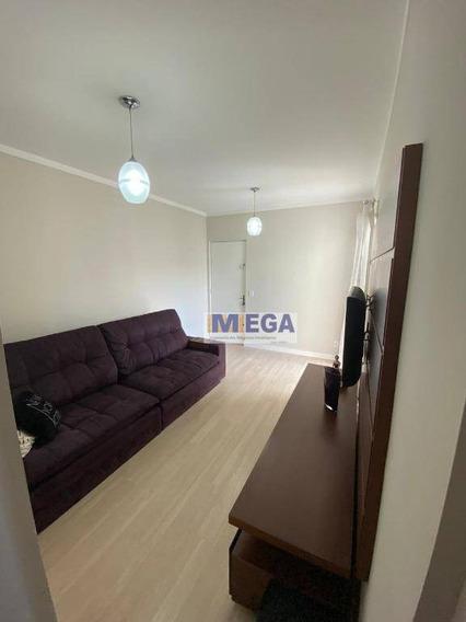 Apartamento Com 2 Dormitórios À Venda, 49 M² Por R$ 200.000,00 - Jardim Santa Terezinha (nova Veneza) - Sumaré/sp - Ap4336