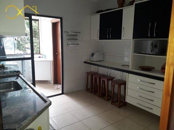 Apartamento Com 3 Dormitórios Para Alugar, 94 M² Por R$ 1.700/mês - Condomínio Ágape - Paulínia/sp - Ap0885