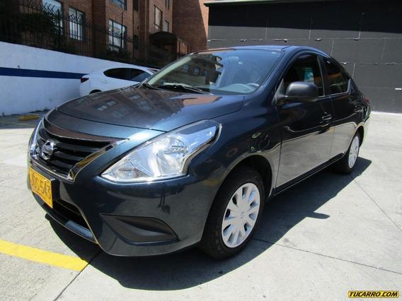 Nissan Versa Drive Mt 1600 2ab Abs
