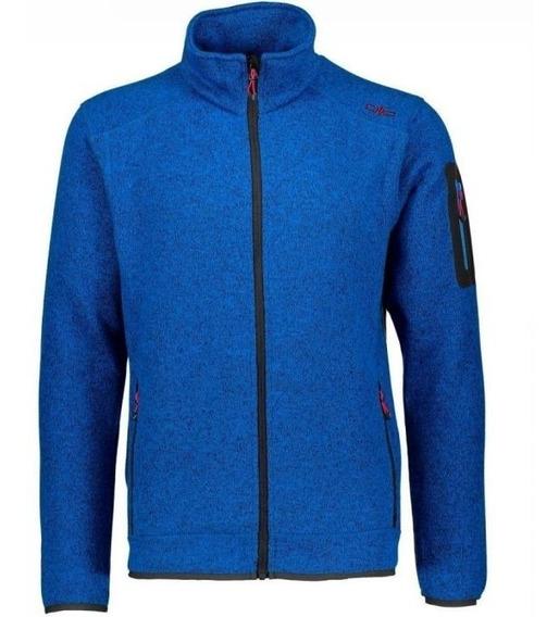 Cmp Campera Sweater S/capucha Fleece - Hombre
