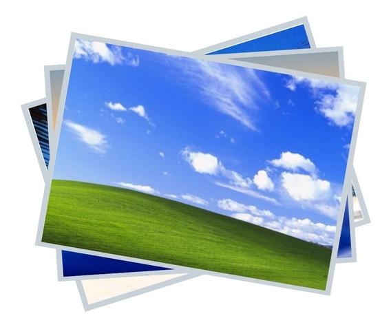 300 Folhas Papel Fotográfico A4 Glossy 180 Gs Prova D