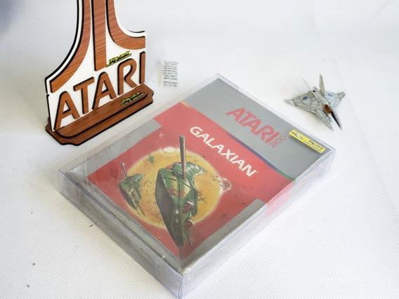 Galaxian [ Atari 2600 ] Namco Silver Label Colecionador
