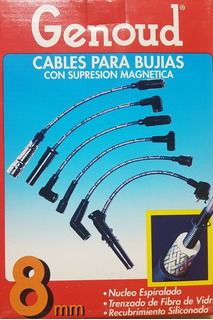 Cable De Bujias Logan 1.4-1.6