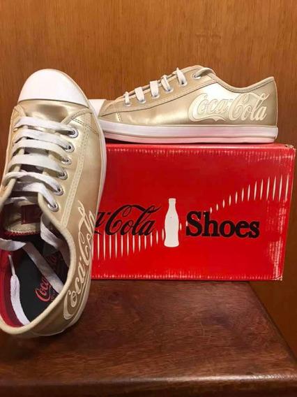 Zapatillas Coca-cola