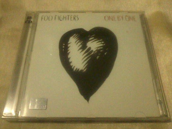 Cd - Foo Fighters - One By One - Cd Duplo