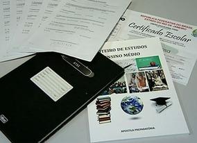 Livro Manual Para Supletivo - Finalizar O Ensino Médio