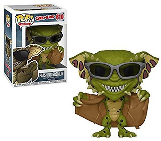 Muñeco Funko Pop 610 Gremlins 2 Flashing Gremlin Original!!