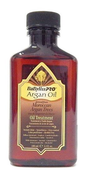 Babyliss Argan Oil Serum Reparador De Puntas Brillo X 100 Ml