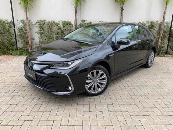 Corolla 1.8 Hybrid Altis Flex 2021 - Blindado 3-a 10 Anos