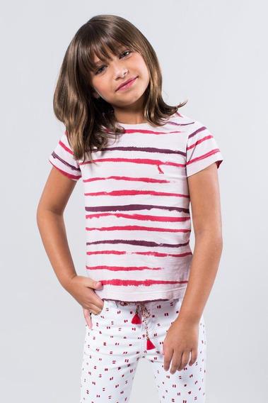 Camiseta Listra Pintura Reserva Mini