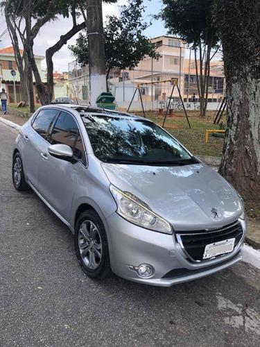 Peugeot 208 2015 1.6 16v Griffe Flex 5p