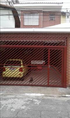 Santana Zn/sp - Sobrado Com 3 Dormitórios À Venda, 108 M² Por R$ 750.000,00 - So1101