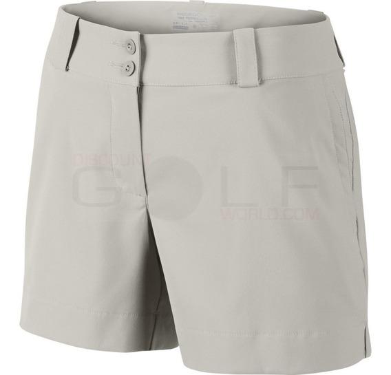 Shorts Nike Deportivo Golf Para Dama - New