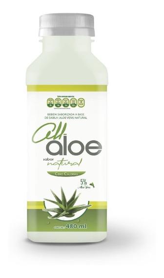 Bebida Refrescante A Base De Aloe Vera Con 5% De Pulpa Real