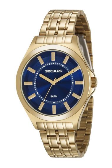 Relógio Feminino Seculus 23633lpsvds1