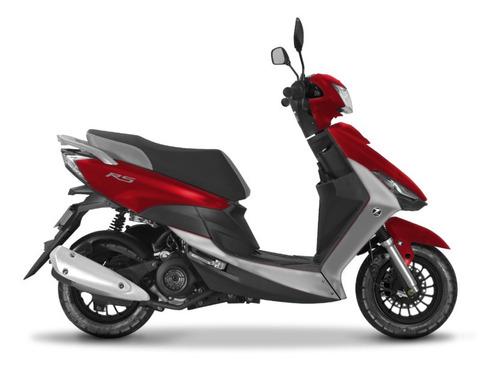 Moto Zanella Styler Rs Scooter 0km Urquiza Motos