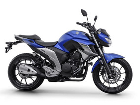 Yamaha Fazer 250 Abs 2019, 0-km, Aceito Troca, Cartão Financ