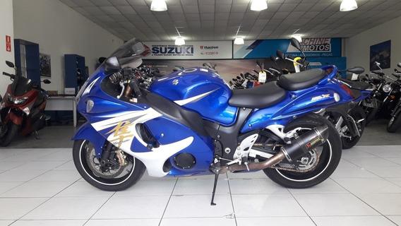 Suzuki Hayabusa 1300 2015 Azul Impecavel