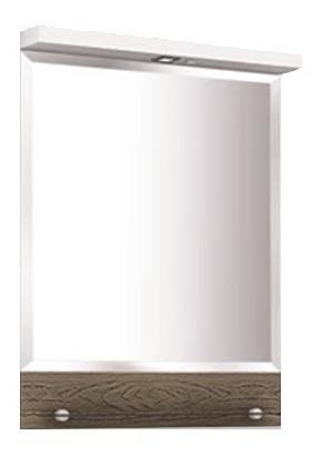 Espelheira Para Banheiro Quarto Esp Slim Com Luz Led Luxo