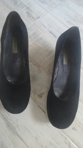 Zapatos Nro 39 Color Negro
