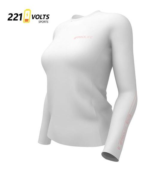 Blusa Proteção Uv50 Prolife Feminina