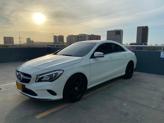 Mercedes Benz Cla 180 2018 Precio De Navidad
