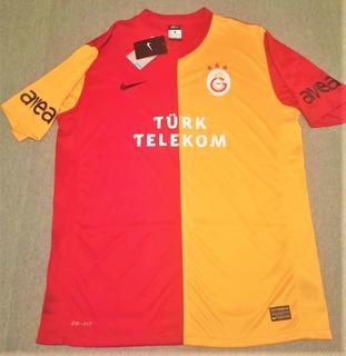 Camisa De Futebol Antiga Galatasaray Turquia 2011 Nike