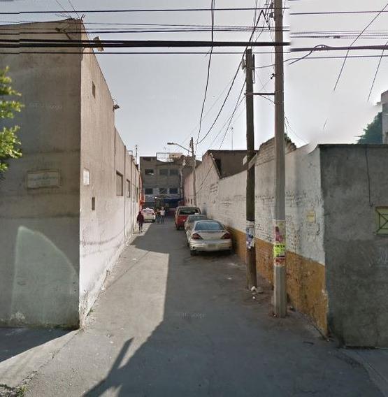 Remate De Casa En Iztacalco