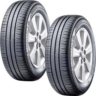 Paquete De 2 Llantas 185/65 R14 Michelin Energy Xm2 H