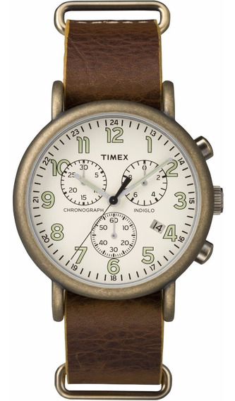 Timex Weekender Chrono Brown Tw2p85300 ¨¨¨¨¨¨¨¨¨¨¨¨¨dcmstore