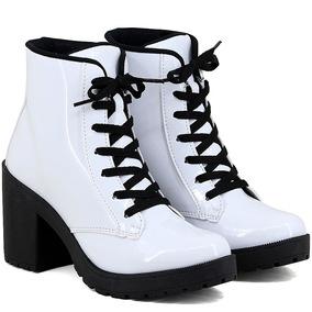 8335aeb5bc Sapato Feminino Lindo Sho - Botas Branco com o Melhores Preços no ...
