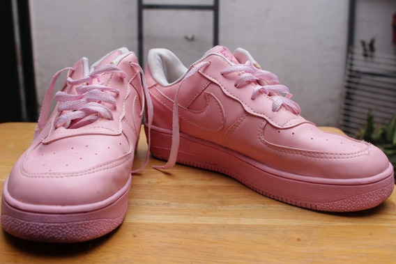 Zapatillas Nike Air Force 1 - Talle 39 - Color Rosa