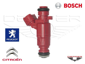 Bico Injetor Peugeot 208 Citroen C3 1.5 0280156448