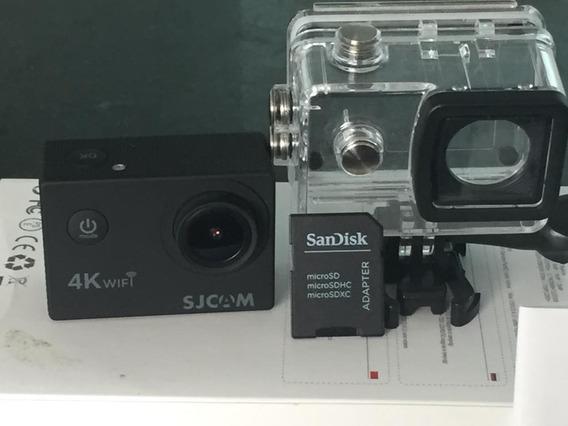 Câmera Sjcam Sj4000 Air Full Hd 4k Original Wi-fi