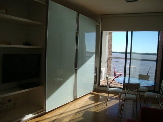 Rosario. Alquiler Forum Monoambiente Amoblado Cochera