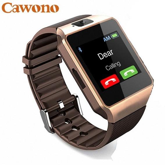 Smart Relógio Smart Bluetooth Cartão Sim Cawono