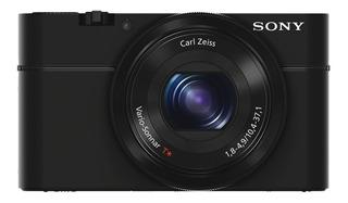 Sony Cámara Semiprofesional Con Sensor Tipo 1.0 Dsc Rx100