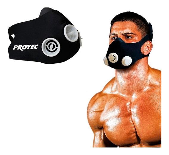 Mascara De Entrenamiento Oxigeno Importada