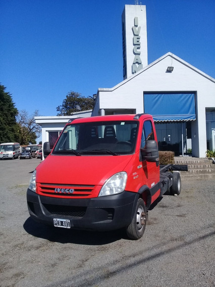 Iveco Daily 55c16 Chasis/2015