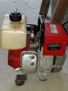 Generador Eléctrico 2 Tiempos