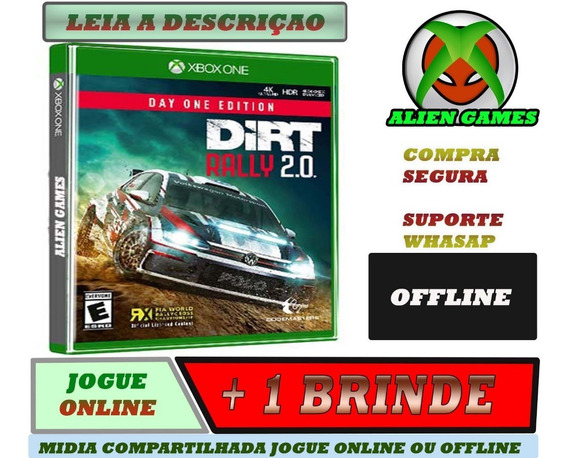 Dirt Rally 2.0 Digital Deluxe Edition Midia Digital Offline