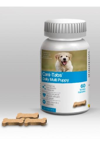 Vitaminas Cachorro Cani-tabs Puppy Suplemento Perros