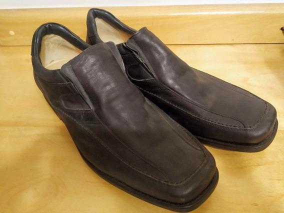 Sapato Social Masculino Preto Di Pollini Flex
