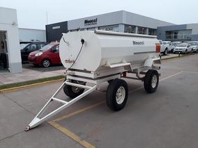 Acoplado Tanque De Combustible Homologado 3000 Lts