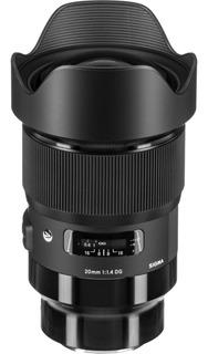 Sigma 20mm F/1.4dg Art Hsm Para Sony E