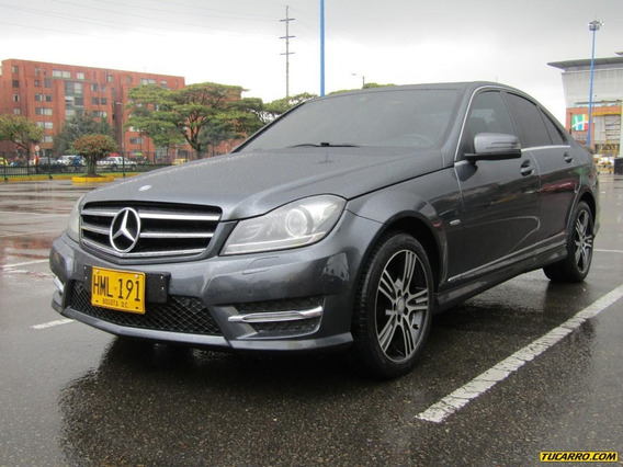 Mercedes Benz Clase C 200 At Aa 1.8